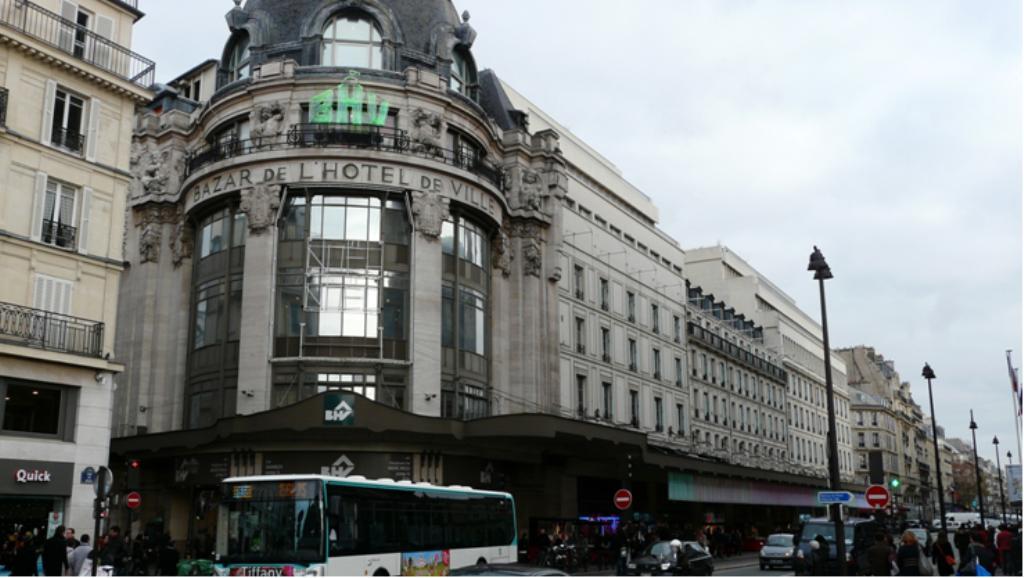 bazar hotel ville
