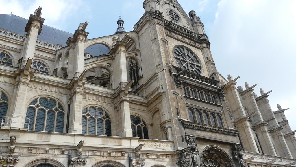 L 39 eglise saint eustache for Architecte st eustache