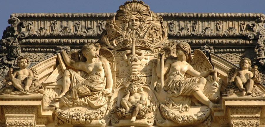 Statues du louvre - Terre et eau witry les reims ...