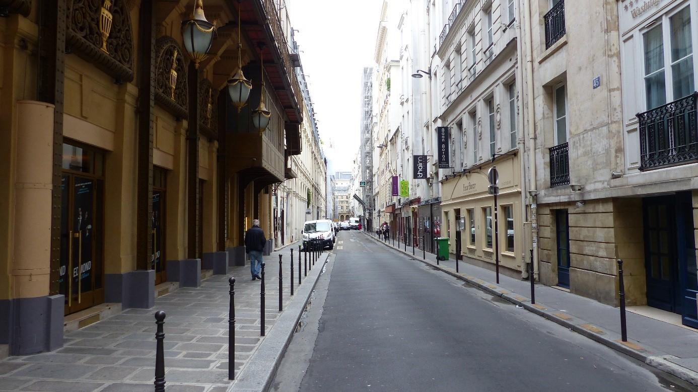 Rues for 18 rue de la chaise