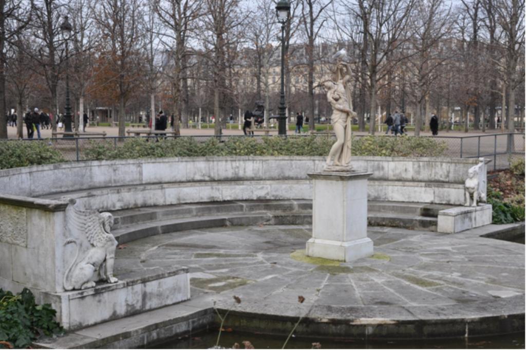 Statues des tuileries - Statues jardin des tuileries ...