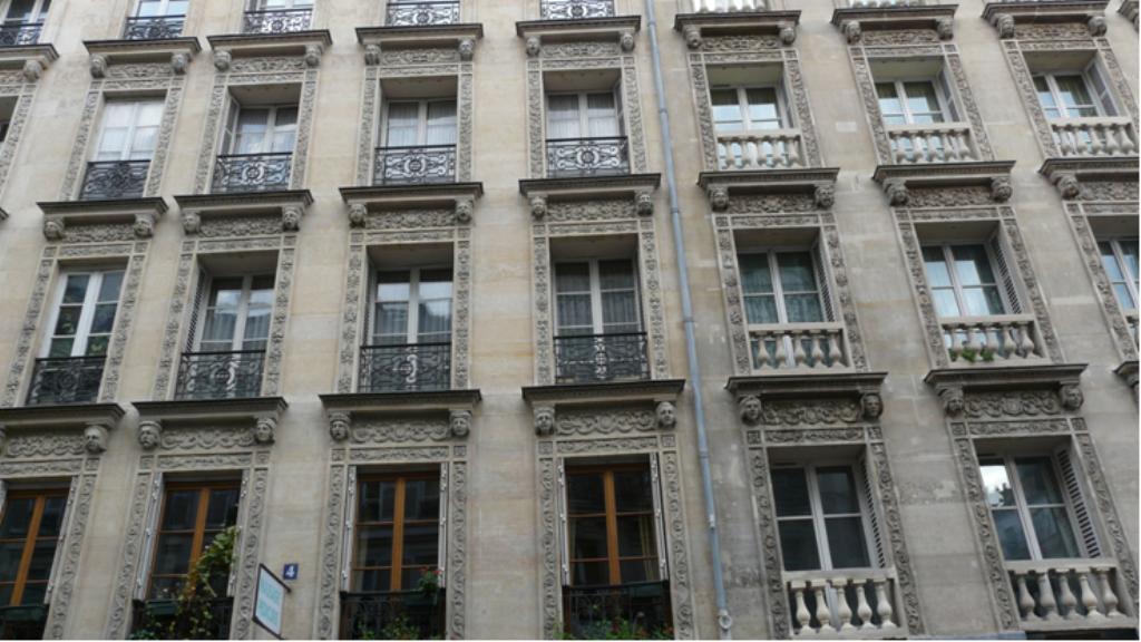 L 39 immeuble rue rambuteau - Rue rambuteau paris ...