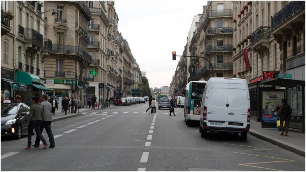 RUE GAY LUSSAC PARIS 5
