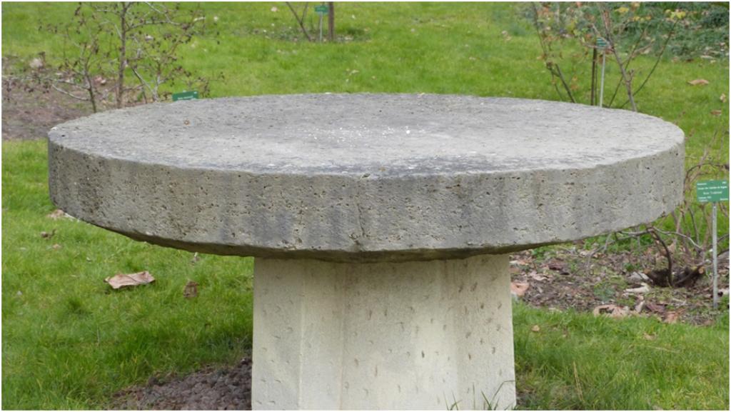 La table du jardin des plantes for La table du jardin