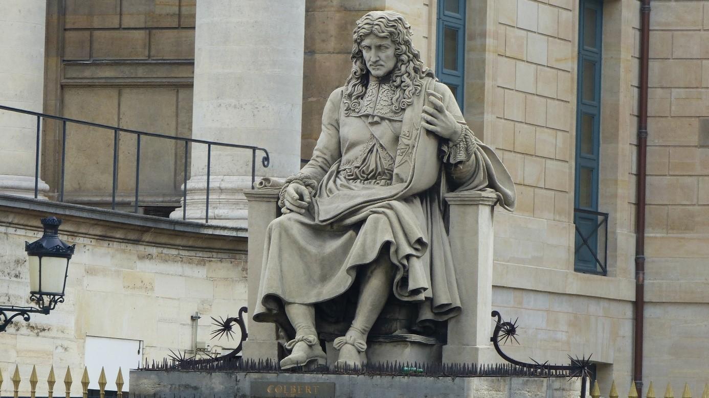"""Résultat de recherche d'images pour """"Statue colbert assemblée"""""""