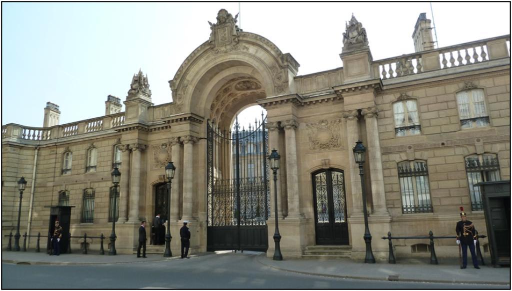 8 me arrondissement for Hotel design paris 8eme