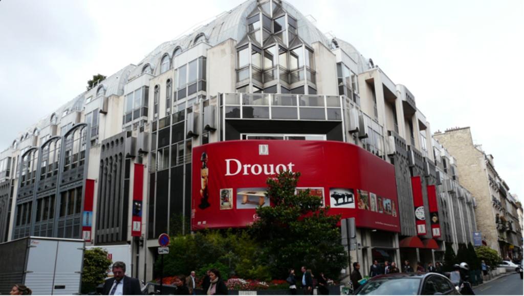 Autour du carrefour richelieu drouot - Hotel des ventes drouot ...