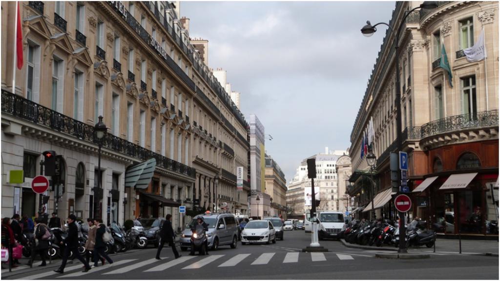 La Rue Scribe