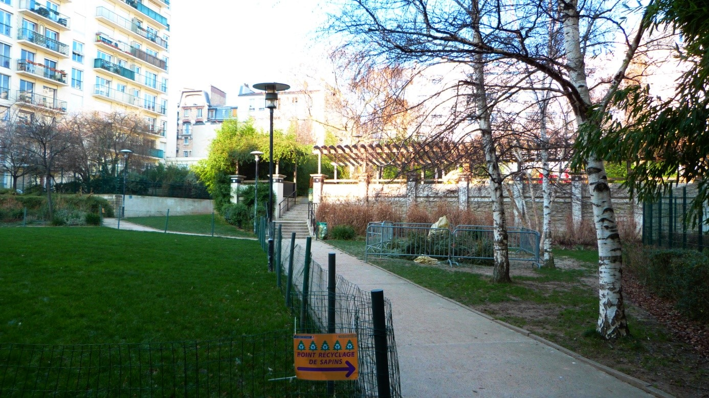 Le jardin ilan halimi for Jardin 54 rue de fecamp