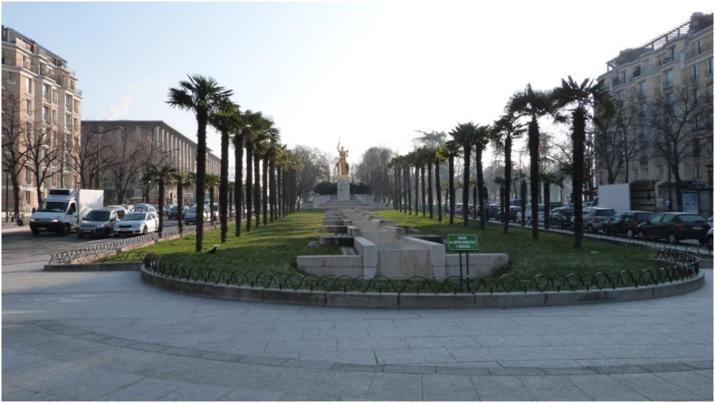 La Place Edouard Renard