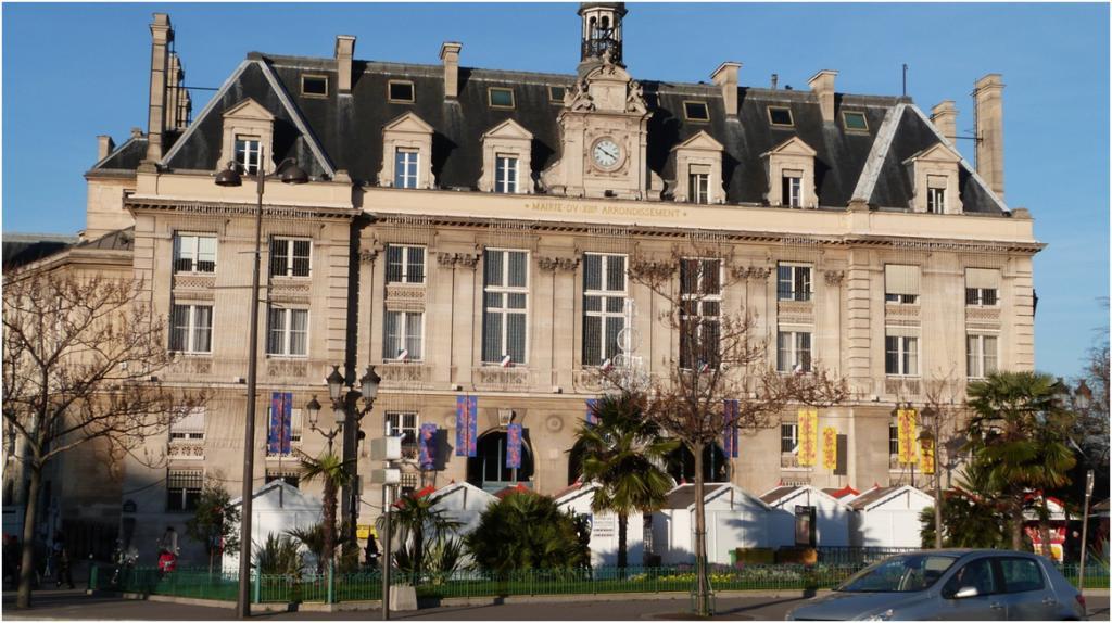 La mairie du xiii me for Maison du monde 57 avenue d italie