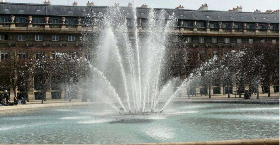 Fontaine du Palais-Royal