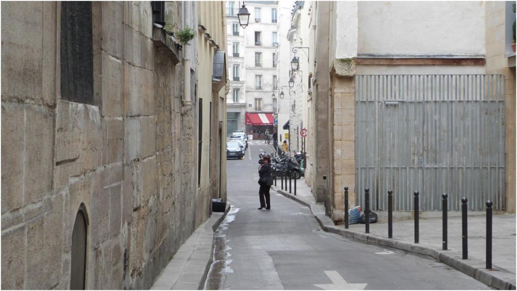 La rue du Croissant