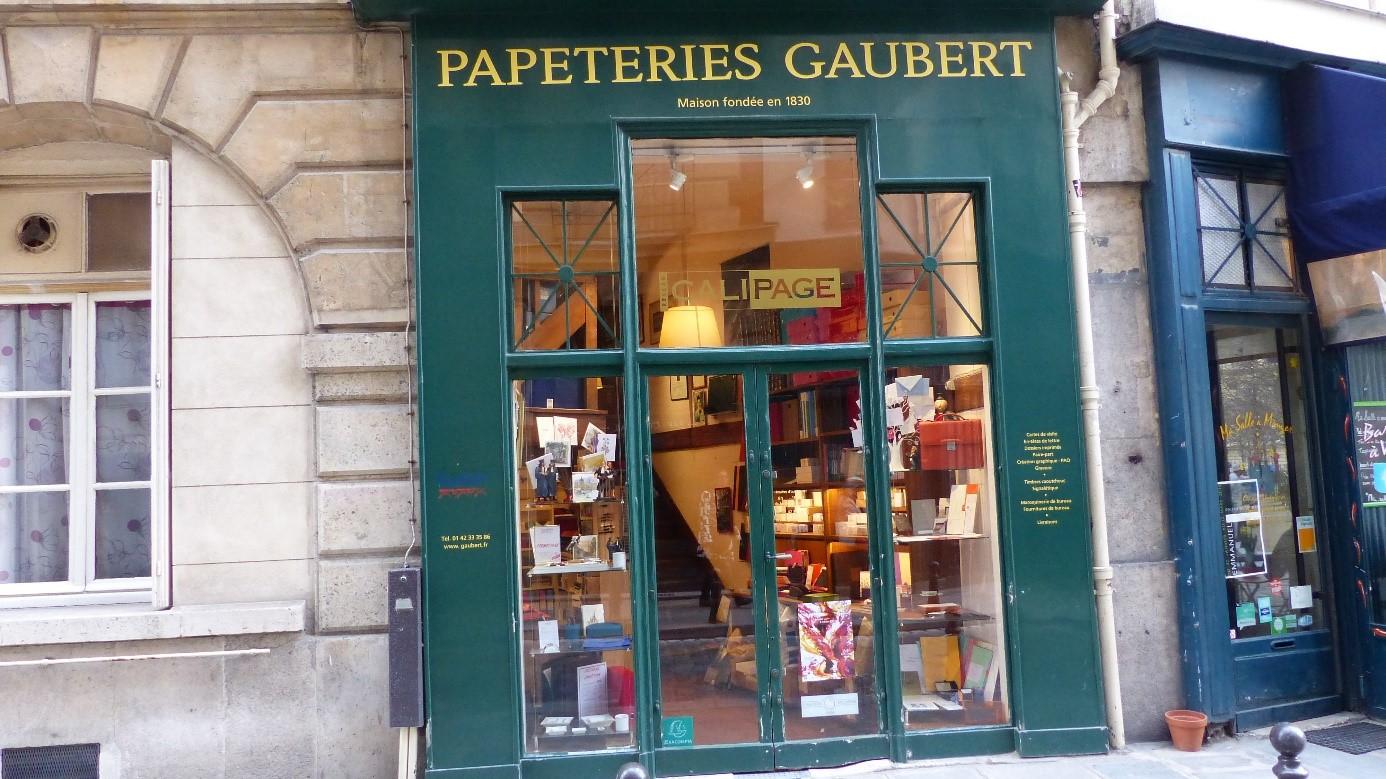 La papeterie gaubert - Fourniture de bureau paris ...