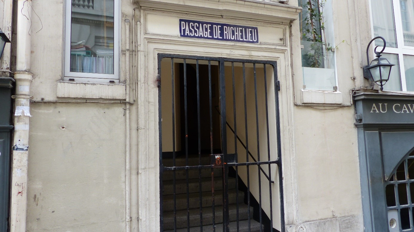 Le Passage de Richelieu
