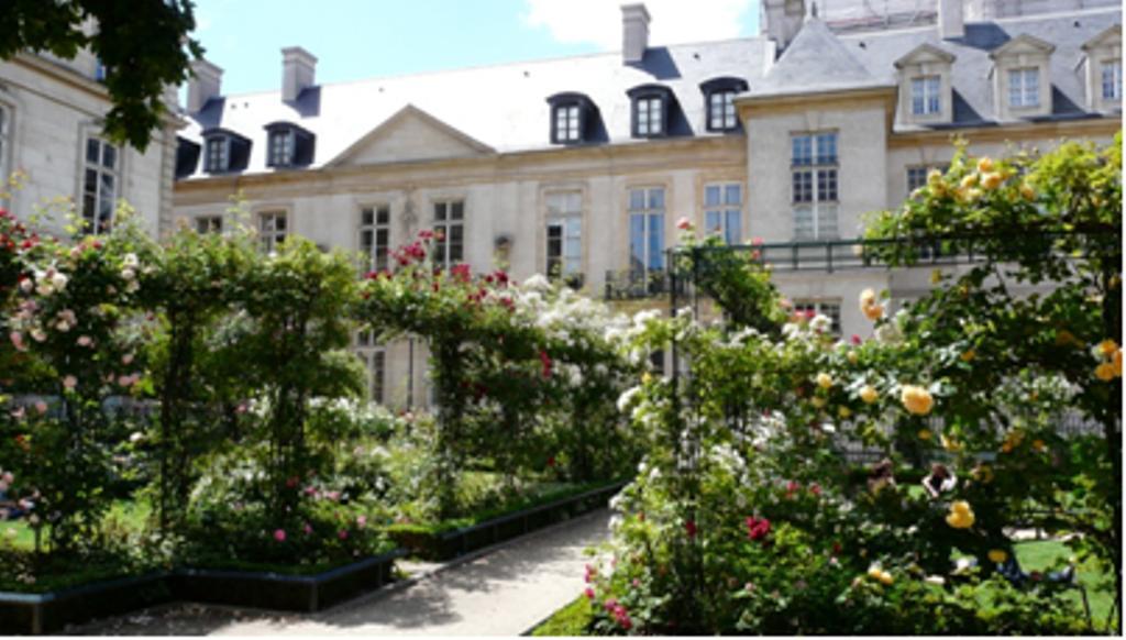 Le jardin de saint gilles grand veneur - Saint cyprien les jardins de neptune ...