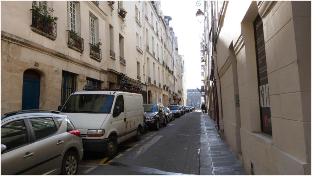 La rue le Regrattier