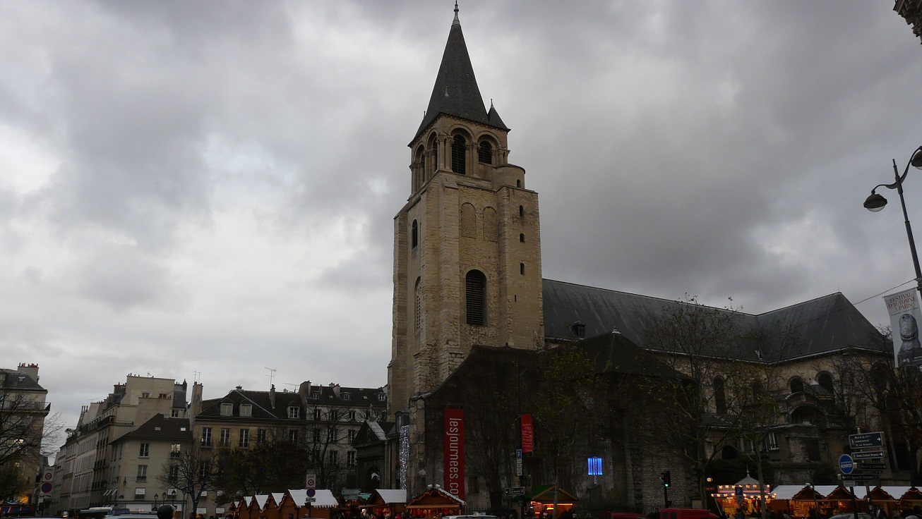 L'Eglise Saint-Germain des Prés