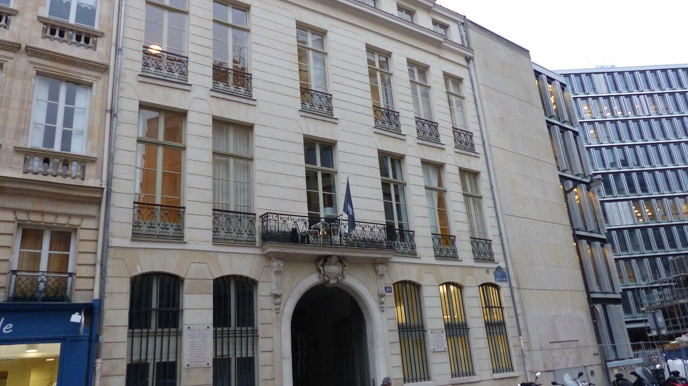 Hotel Rochambeau Paris