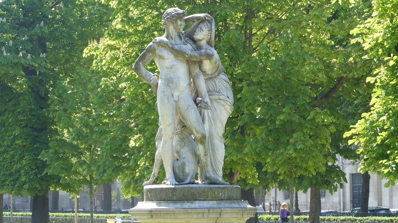 Le jardin des grands explorateurs - Comment aller au jardin du luxembourg ...