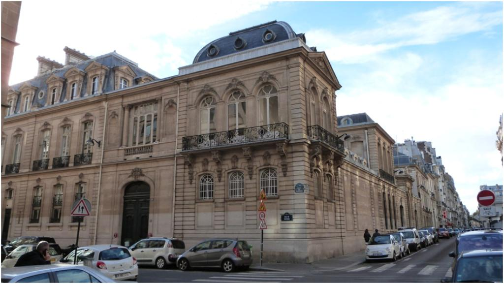 Les difices class s monuments historiques 7 me for Liste des hotels paris