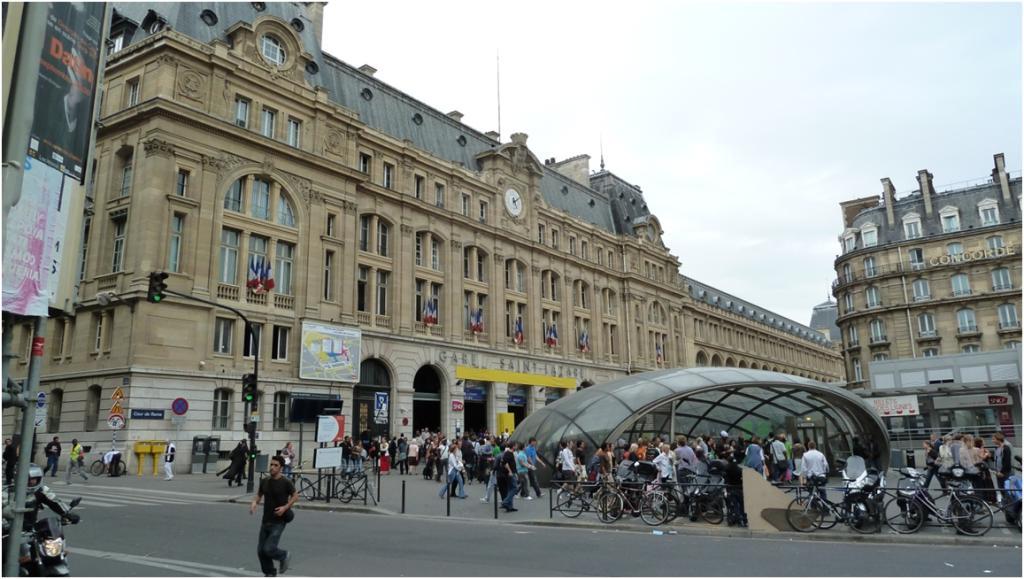 st lazare arrondissement