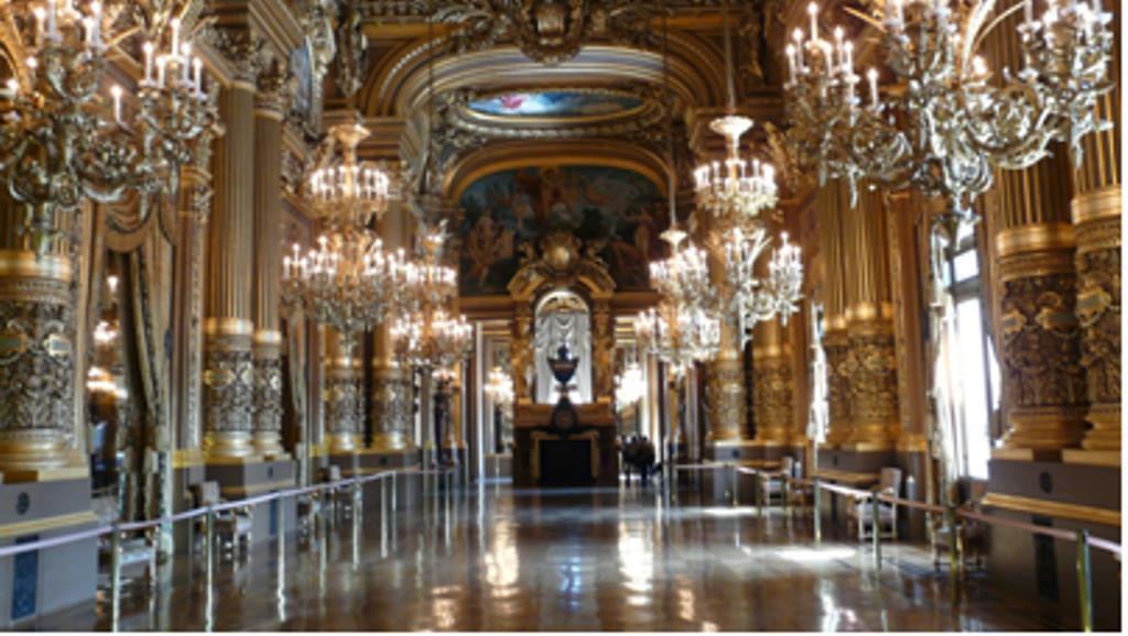 Foyer Des Arts Lux : L opéra de paris