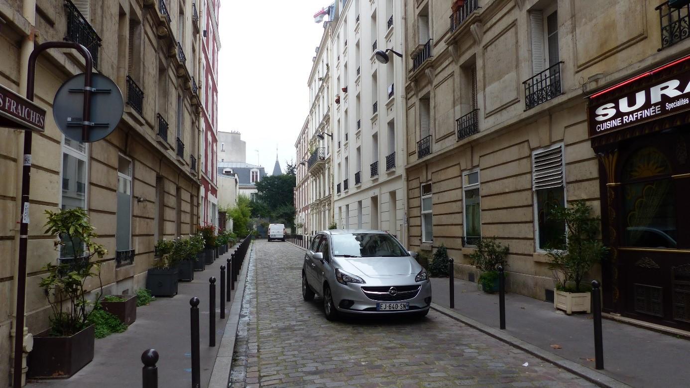 Villa Collet  Paris