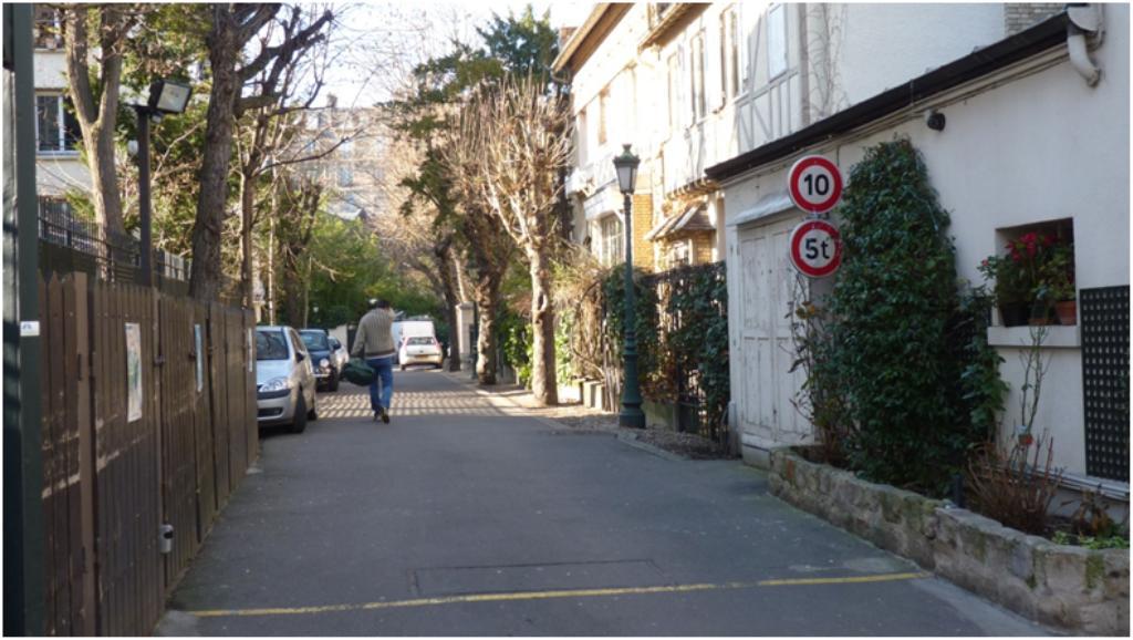La Villa Montmorency